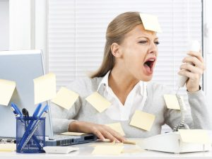 Стрессы - причина появления бородавок
