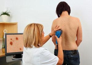 диагностика беспигментной меланомы