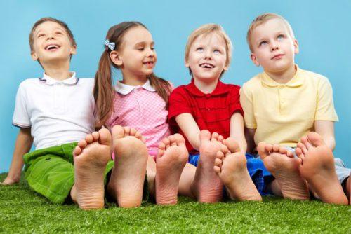 мозоль у ребенка на ноге как лечить